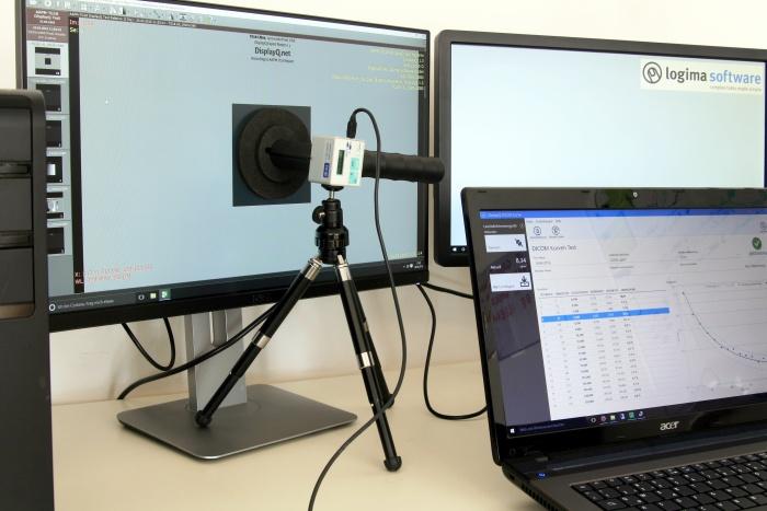 Verfahren zur Messung der Leuchtdichte in DIN 6868-157